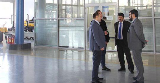 Встреча в Республике Узбекистан