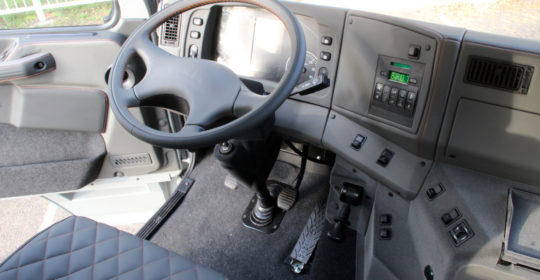 АБС-9ДА НА ШАССИ МАЗ-6501С5